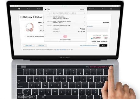Apple vo tinh de lo anh ve MacBook moi truoc gio G - Anh 2