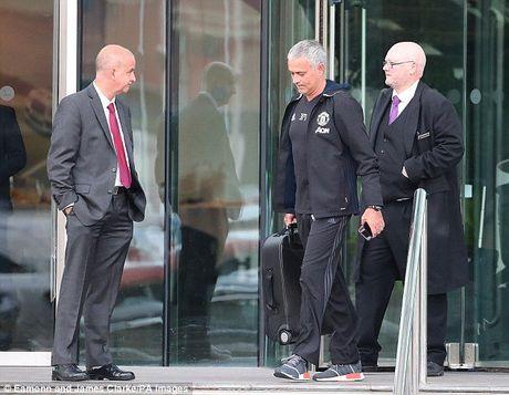 Nho vo con, Mourinho song 'tham hoa' o Manchester - Anh 2