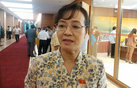 Ba Nguyen Thi Quyet Tam: Lanh dao TP.HCM van di lam bang taxi - Anh 1