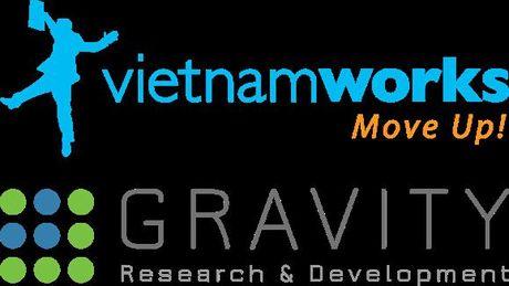 VietnamWorks: Tim viec truc tuyen bang cong nghe goi y cua Gravity R&D tang hieu qua 30% - Anh 1
