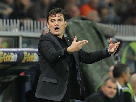 Genoa 3-0 Milan: Thua tham, Montella van cuc ky lac quan - Anh 1