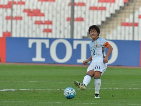 'Sao' U19 Nhat Ban tung 2 lan thang lua Cong Phuong - Anh 1