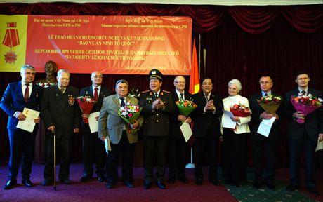 Ghi nhan dong gop cua Nga trong dao tao nhan luc an ninh Viet Nam - Anh 3