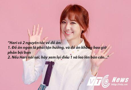 Hari Won va nhung 'tuyen ngon tinh yeu bat diet' danh cho do an - Anh 11