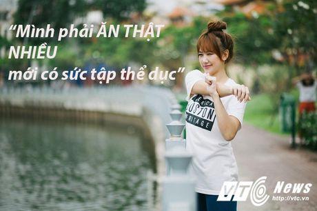 Hari Won va nhung 'tuyen ngon tinh yeu bat diet' danh cho do an - Anh 5