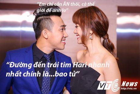 Hari Won va nhung 'tuyen ngon tinh yeu bat diet' danh cho do an - Anh 8