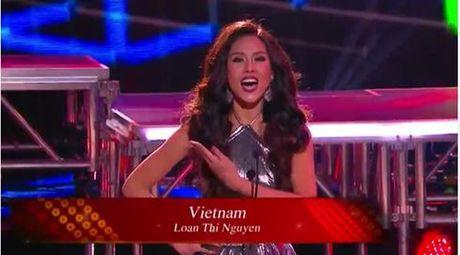 Nguyen Thi Loan lot Top 20 'Hoa hau Hoa binh Quoc te 2016' - Anh 2
