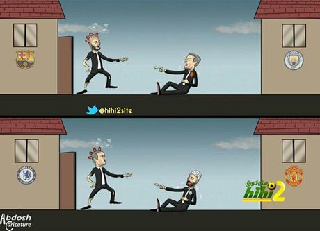 Biem hoa 24h: Van Gaal, Moyes du do Mourinho gia nhap 'hoi thuoc ngu' - Anh 2