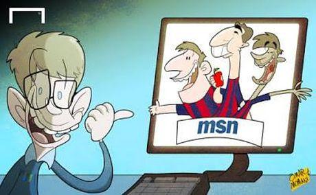 Biem hoa 24h: Van Gaal, Moyes du do Mourinho gia nhap 'hoi thuoc ngu' - Anh 5