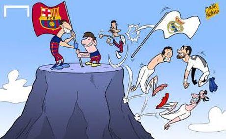 Biem hoa 24h: Van Gaal, Moyes du do Mourinho gia nhap 'hoi thuoc ngu' - Anh 6