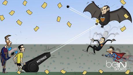 Biem hoa 24h: Van Gaal, Moyes du do Mourinho gia nhap 'hoi thuoc ngu' - Anh 7