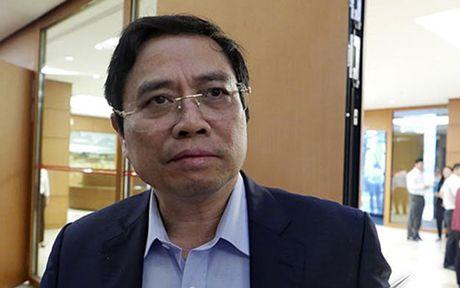 Truong Ban To chuc Trung uong: 'Dut khoat phai kiem soat quyen luc' - Anh 1