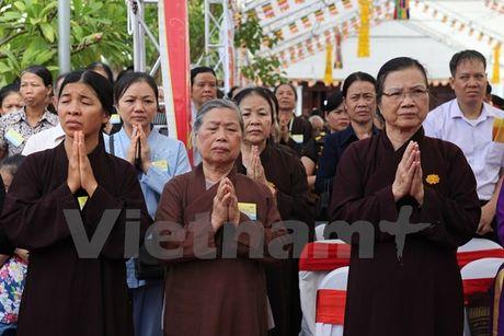 Gan 10.000 nguoi tham gia Dai le cau sieu nan nhan tai nan giao thong - Anh 1