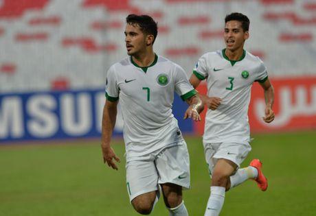 Cap nhat ty so U19 Saudi Arabia - U19 Iran 6-5: Sieu kich tinh - Anh 1
