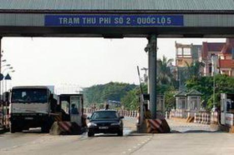 De xuat giam phi su dung duong bo 2 tram thu phi QL5 - Anh 1