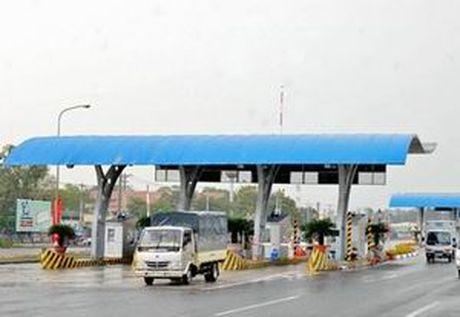 Chong gian lan ve tai cac tram thu phi duong bo - Anh 1