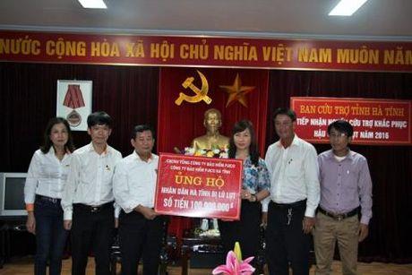 PJICO dong hanh cung dong bao mien Trung vuot lu - Anh 1