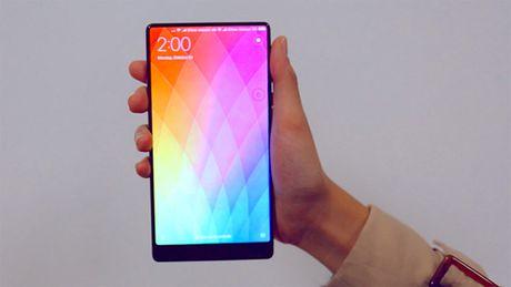 Tren tay Xiaomi Mi Mix khong vien man hinh, gia hoi - Anh 18
