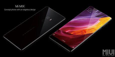 Tren tay Xiaomi Mi Mix khong vien man hinh, gia hoi - Anh 2