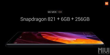 Tren tay Xiaomi Mi Mix khong vien man hinh, gia hoi - Anh 4