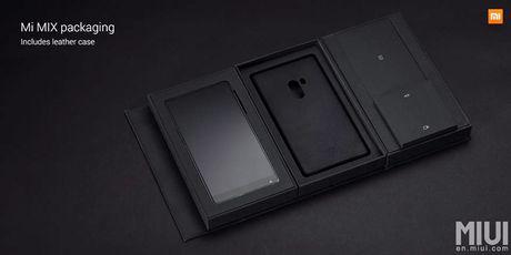 Tren tay Xiaomi Mi Mix khong vien man hinh, gia hoi - Anh 5