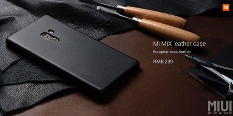 Tren tay Xiaomi Mi Mix khong vien man hinh, gia hoi - Anh 6