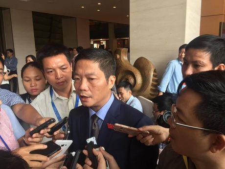Bo truong Bo Cong thuong: Se thuc hien day du ket luan cua Uy ban Kiem tra Trung uong - Anh 1