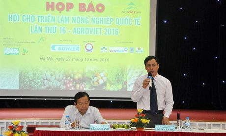Ton vinh san pham nong lam thuy san, thu cong my nghe Viet Nam - Anh 2