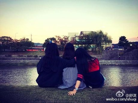 Lam Tam Nhu gay chu y voi bung bau 6 thang tren pho - Anh 4