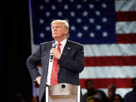 Trump tuyen bo chac nich se thang cu tai hau het cac bang - Anh 1