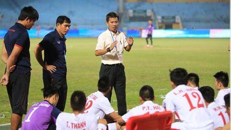 U19 Viet Nam su dung doi hinh nao truoc U19 Nhat Ban? - Anh 1