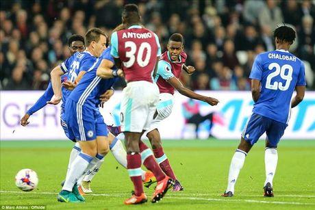 West Ham 2-1 Chelsea: Cai gia cua su mao hiem - Anh 4