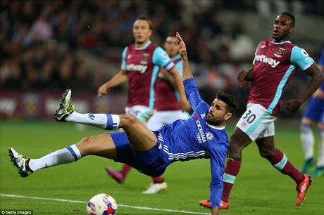 West Ham 2-1 Chelsea: Cai gia cua su mao hiem - Anh 5