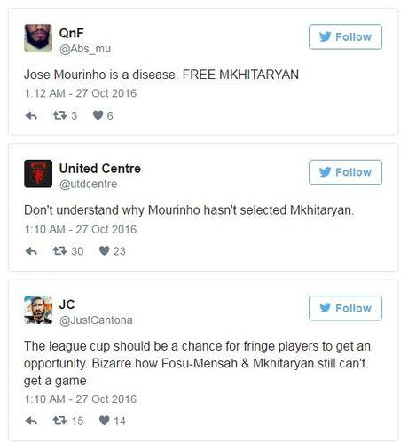 Diem tin hau truong 27/10: CDV MU noi doa vi Mkhitaryan bi bo roi; Mourinho 'phat ngan' voi thanh Manchester hoa le - Anh 5