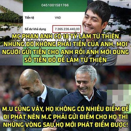 Anh che: Pep 'troc' gui diem nho Mou phat tu thien; Tinh chat bac cau giup U19 VN chinh phuc 'nui Phu Si' - Anh 4