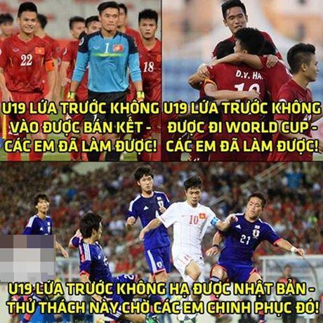 Anh che: Pep 'troc' gui diem nho Mou phat tu thien; Tinh chat bac cau giup U19 VN chinh phuc 'nui Phu Si' - Anh 6