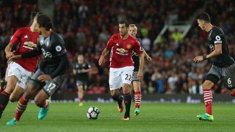 Mourinho dang cho 'giai phong' Mkhitaryan - Anh 2