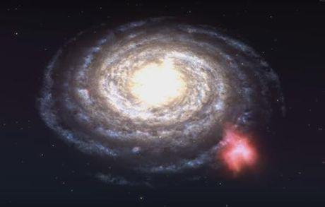 30 trieu nam nua, thien ha Milky Way se 'co bien' - Anh 2