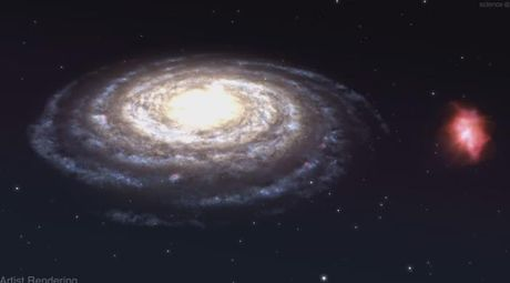 30 trieu nam nua, thien ha Milky Way se 'co bien' - Anh 3