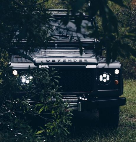 Land Rover Defender do offroad khung voi 'trai tim' My - Anh 5
