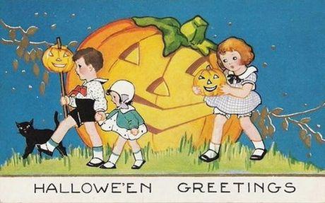 Nhung buu thiep co cuc doc ve le hoi Halloween - Anh 10