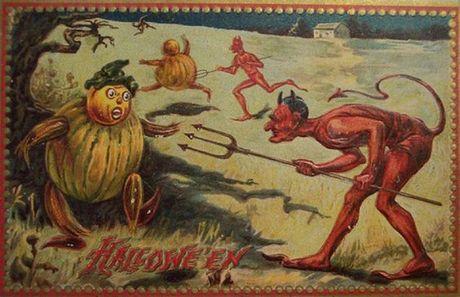 Nhung buu thiep co cuc doc ve le hoi Halloween - Anh 13