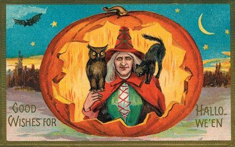 Nhung buu thiep co cuc doc ve le hoi Halloween - Anh 3