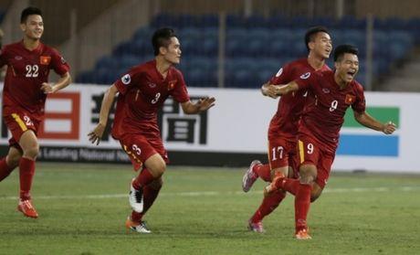 U19 Viet Nam - U19 Nhat Ban: Cho 'phep' thay Tuan - Anh 1