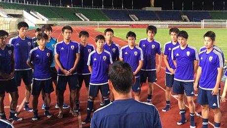 U19 Viet Nam - U19 Nhat Ban: Cho 'phep' thay Tuan - Anh 2