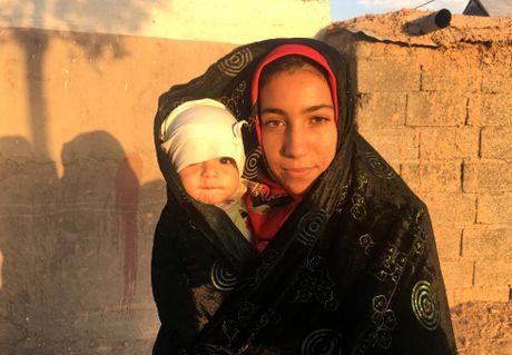 Chum anh cuoc song cua nguoi ti nan Afghanistan o Iran - Anh 2