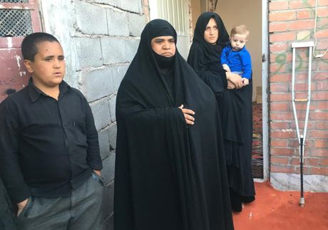 Chum anh cuoc song cua nguoi ti nan Afghanistan o Iran - Anh 4