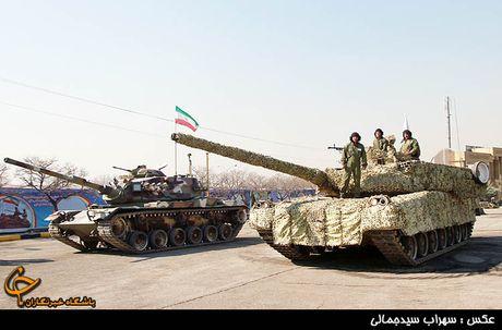Xe tang Zolfaqar manh ngang T-90MS, Iran 'mo mong vien vong'? - Anh 3