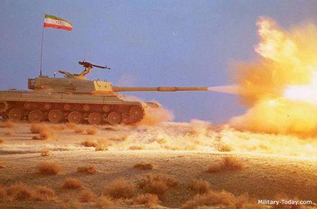 Xe tang Zolfaqar manh ngang T-90MS, Iran 'mo mong vien vong'? - Anh 4