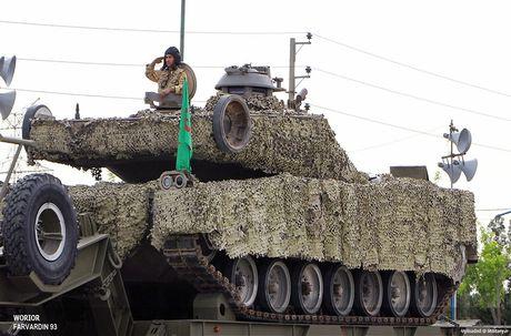 Xe tang Zolfaqar manh ngang T-90MS, Iran 'mo mong vien vong'? - Anh 5